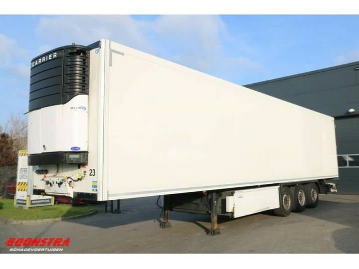 Krone Cool Liner 3-Asser Carrier Maxima 1300 - 2014