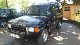 Bargain - Land Rover Discovery2 TD5!!!