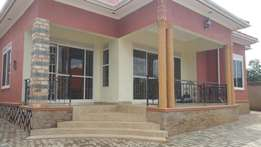 A 4bedroomed beautiful house in Kira