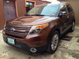 2011 Ford Explorer SUV **NIGERIA USED**