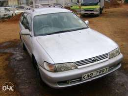 toyota corolla L touring on quick sale