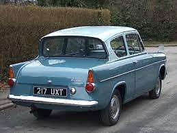 Wanted: Ford Anglia