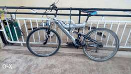 Full Shockwave suspension U.S Use Bicycle Available For Sale in Ibadan