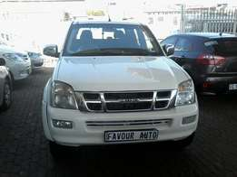 Isuzu KB 3000 LX 2007 model with 116 000km deasel double cab