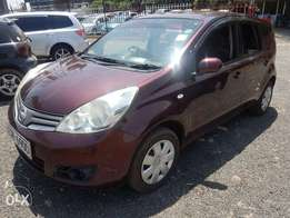 Nissan note very clean in mint condition