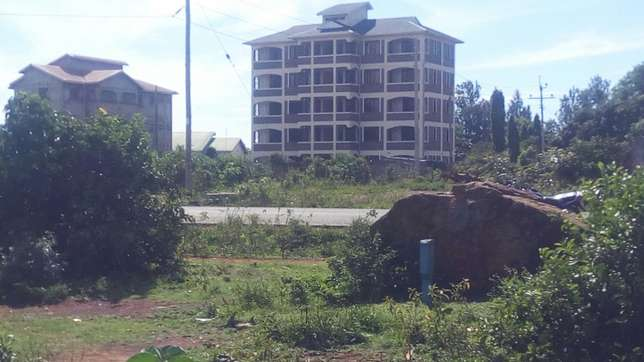Prime commercial land up for quick sale within Bondo town. Bar Kowino - image 3