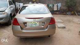 Super Top Class Clean Registered HONDA ACCORD 2006 Model for sale