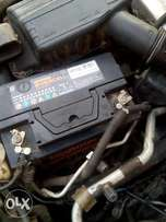 A 3months use Hyundai Enercell car battery for sale.