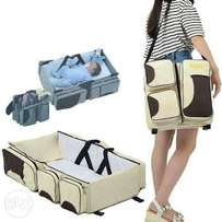 Bed n travel bag
