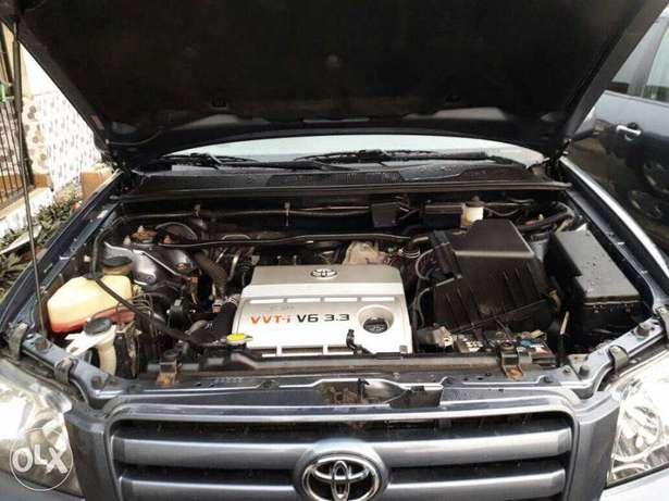 Clean Bill 2006 Toyota Highlander Lekki - image 5