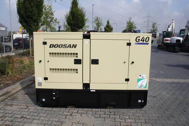 Doosan G40 - 2015