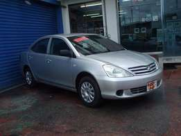 TOYOTA ALLION 2002 (Japan Used Only )