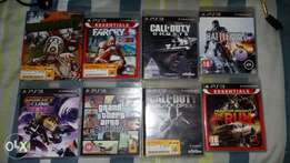PlayStation 3 games from 100