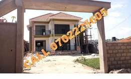 Majestically located 5 bedroom mansion for sale in Naalya at 650m