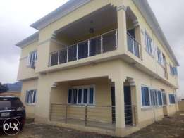 New and Spacious 4 Bedroom Flat for Rent at Sangotedo Ajah Lekki
