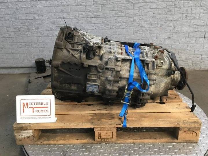 DAF 12AS2140 TD v XF95 gearbox for  truck - 2004