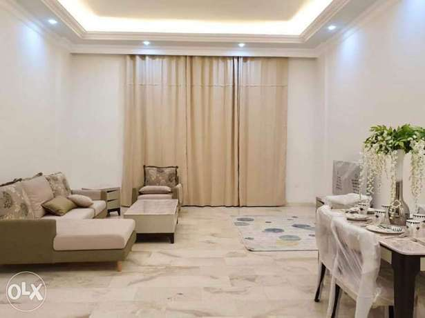 Brand new luxury 3bhk apartment furnished for rent in umm al hasam+ewa