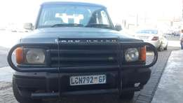 2002 Land Rover 4x4 Available for Sale