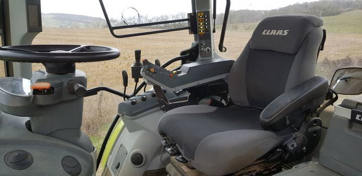Claas arion 540 cis - 2014 - image 4