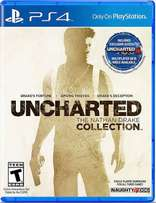 Uncharted for PS4