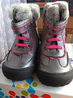 7d32d56e1f9775 Детские демисезонные ботинки Blooms искусственная кожа размер 23