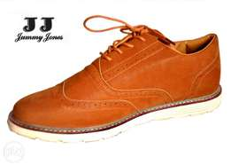 Original brown brookes men shoe