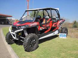 2016 POLARIS RZR 1000 XP 4 seater