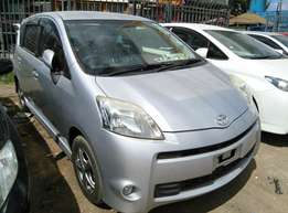 Spacious Passo Sette,1500cc,2009 Model,DVD Player,Forg Lights, Alloy r
