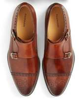 Original Tempt Leather Monk Strap Shoes - John Foster Brand: 3 Left