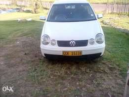 Vw polo fr sale in swellendam very good Condition drive well dessel