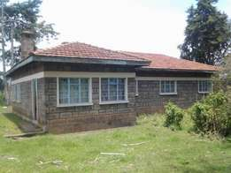 4 Bedroom master en-suite on 2.5 acres for sale in Stoo Mbili, Njoro