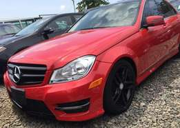 C300 4matic Limited 2014 model