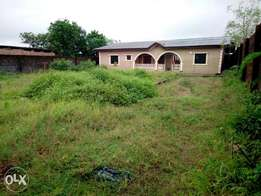 Bungalow of four bed room flat for sale at Igando Lagos