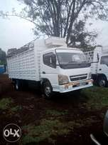 Local Mitsubishi Canter