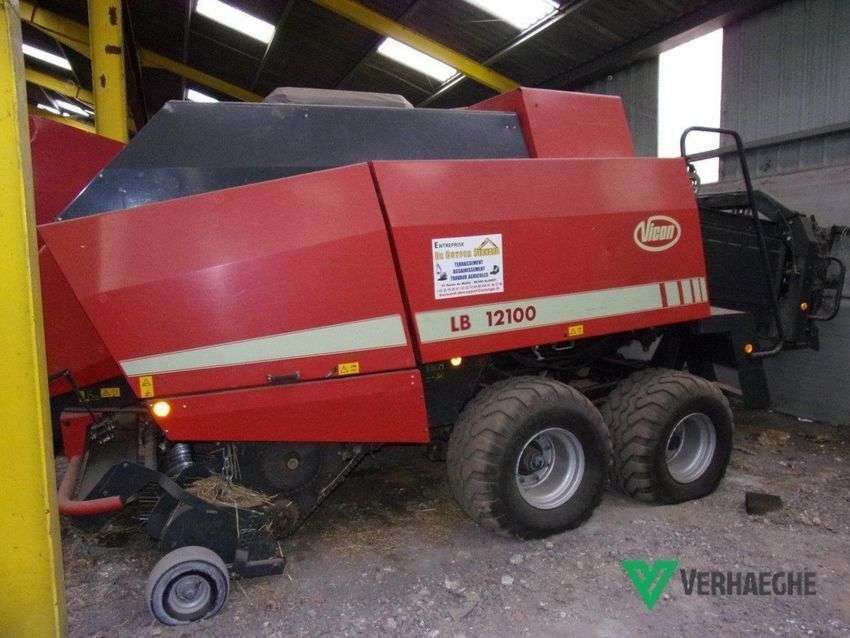 Vicon Lb 12100 - 2001