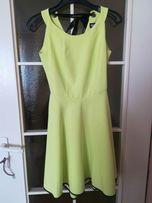 a75aabe8b3 Zolta Sukienka Neonowa - Moda - OLX.pl