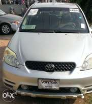 Toyota Matrix 2003 Foreign Used