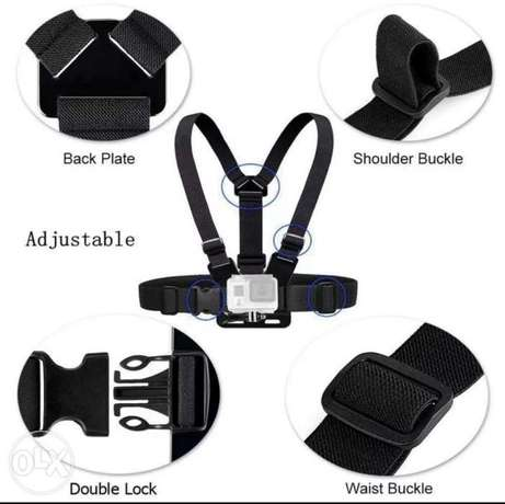 Chest Harness for action camera