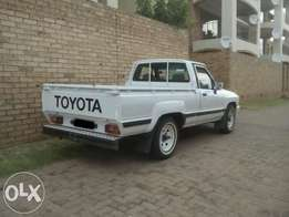 R20,000 Toyota Hilux hips single cab