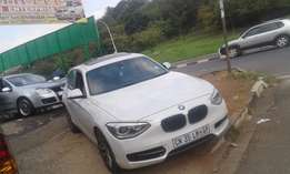 2013 bmw 1 series 118i for sale