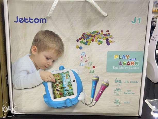 Jettom Jay 1 play and learn tab