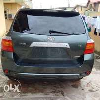 Toyota highlander for sale 2007