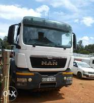 MAN TGS Prime Mover