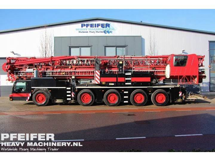 Liebherr MK100 Airco Both Cabs, 10x8x10, 8t Cap. 58m Lift H - 2007