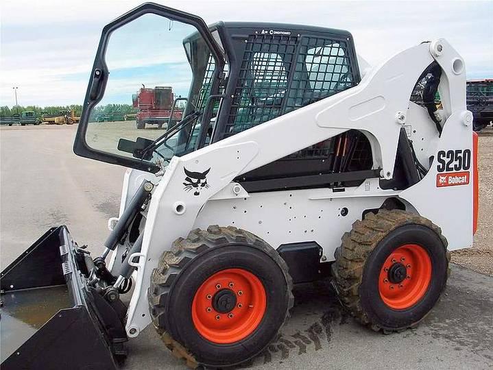 Bobcat S 250 - 2008