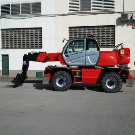 Manitou Mrt 2150 - 2008