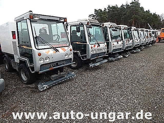 Multicar 5x Kiefer Boki HY 1251 Tremo Hansa Ladog - 2004