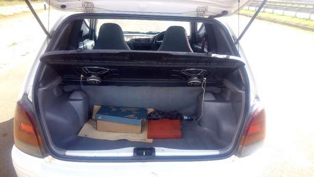 Toyota Starlet,Manual,Very Clean Thika - image 8