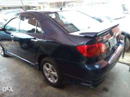 super clean corolla sport 2003 model
