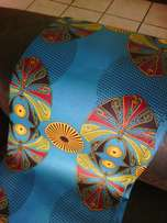 Assorted Quality Africa-Nigeria print materials of 5.48 meters